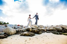 f71d9bf017a5 Tropical Destination Beach Wedding Sandals Antigua Resort
