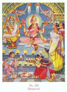 hinducosmos: Deepabali (via Heritage of India)