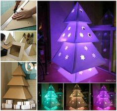 As the holiday is coming up, have you started to think about decoration ideas for your home? In addition to putting up a traditional Christmas tree, we can fill Christmas spirit in our home or office with some creative Christmas tree crafts. From table decors, centerpieces, greeting card, food decorating, to gift packing, there …