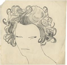 Some Andy Warhol Early Drawings before POP - American Ink and graphite on paper Museum of Modern Art Louisiana Denmark Andy Warhol Pop Art, Andy Warhol Drawings, Art Drawings, Debbie Harry, Klimt, Moma, Rodeo, Louisiana Museum, Calvin Klein Logo