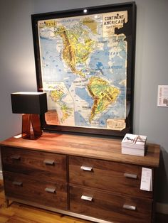 Map - Room and Board