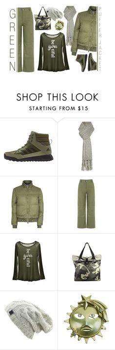"""Perfect Puffer Jacket"" by ragnh-mjos ❤ liked on Polyvore featuring adidas, Polo Ralph Lauren, Topshop, M.i.h Jeans and Askew London"