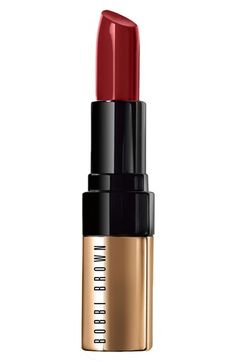 Bobbi+Brown+Luxe+Lip+Color+available+at+#Nordstrom Red Velvet
