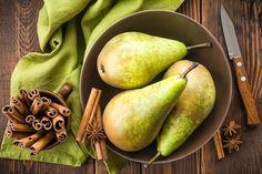 Receta de Batido Verde con Peras y Canela