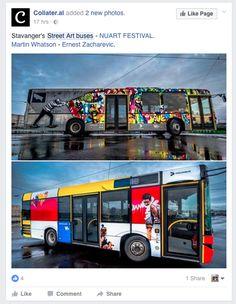 Stavanger, Street Art, Ads, Projects, Log Projects, Blue Prints