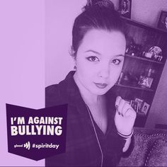 Interview with founder of GLAAD #SpiritDay Brittany McMillan for #BulliesKeepOut