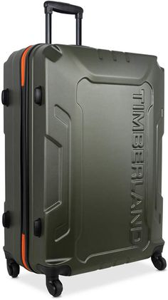 Timberland Boscawen 28 Hardside Spinner Suitcase Id Design, Design Case, Travel Luggage, Travel Bags, Weird Things On Amazon, Trolley Case, Hardside Luggage, Ski Shop, Spinner Suitcase