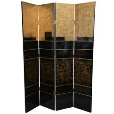 Superb Art Deco Screen | From a unique collection of antique and modern screens at http://www.1stdibs.com/furniture/more-furniture-collectibles/screens/