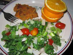 Day 3 paleo diet! Recipe & nutritional information!