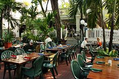 Kellys Restaurant In Key West Fl Owned By Kelly Mcgillis From Top Gun