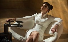 Download wallpapers Sylvia Hoeks, 4k, dutch actress, beauty, Hollywood, Blade Runner 2049