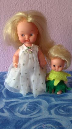 HADA BARRIGUITAS CON GNOMO AÑOS 80 Adolescence, Vintage Dolls, My Childhood, 1, Disney Princess, Disney Characters, Baby Dolls, Spanish Modern, Antique Dolls