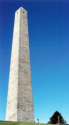 Bunker Hill Monument, Boston, Massachusetts.. Been there done that!! ...on a bike haha
