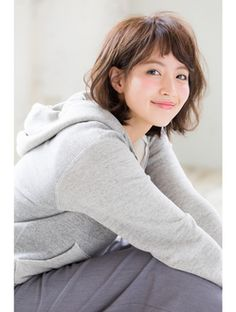ジョエミバイアンアミ(joemi by Un ami)【joemi】おしゃれで楽ちん☆くせ毛風ゆるくしゃパーマボブ