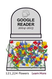 The Google Graveyard- Mourning the loss of a favorite Google Tool?  Lay a flower on the tools grave to help ease the pain.  Almost 40 tools listed!