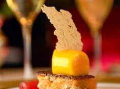 Découvrez la recette Clémentines en tartare, croustillant noisette sur cuisineactuelle.fr.