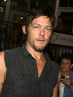 Norman Reedus  YES !!