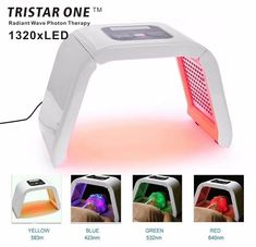stainless Blackhead Acne Clip Foot Pedicure Machine Professional Feet Care Tool Meticulous Dyeing Processes Led Photon Therapy 7 Color Light Treatment