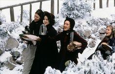 Les Quatre filles du docteur March, un must pour le temps des Fêtes, entre soeur!