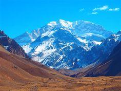 Cerro Aconcagua, Argentina.