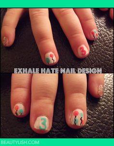 3rd birthday nails   Courtney H.'s Photo   Beautylish