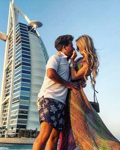 Happy New Years everyone from Dubai! #nye #mydubai #wife #love #2017 #dubai #burjalarab #beach