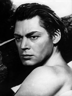 Olympic Gold Medal Swimmer, and actor, Johnny Weissmuller, best know as Tarzan…