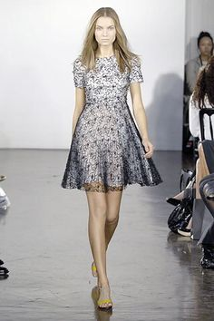 Erdem Spring 2008 Ready-to-Wear Fashion Show Collection