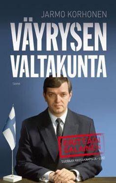 #kirja – Jarmo Korhonen: Väyrysen valtakunta