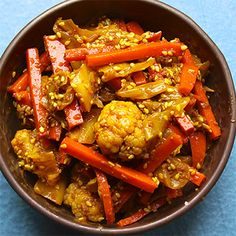 Cauliflower, Cabbage, and Carrot Achar (Malaysian-Style Pickle) | SAVEUR