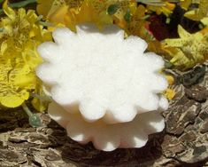 Coconut Candle Tarts or Floating Candles by SaponeSoaps on Etsy, $3.50