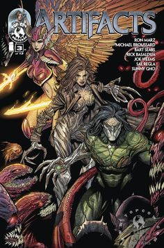top cow comics | Top Cow's Artifacts Sells Out Again!