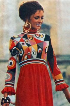 Late 1960s fashion