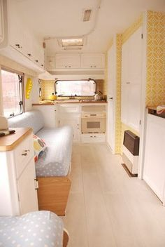Ideas To Turn Your Interior Camper Just Like Your Own Home The Rv Remodel. Ideas To Turn Your Interior Camper Just Like Your Own Home Before After Converting 188 Square Feet On Wheels Into A Home. Ideas To Turn Your… Continue Reading → Camper Interior Design, Campervan Interior, Rv Interior, Interior Ideas, Interior Decorating, Decorating Ideas, Caravan Vintage, Vintage Caravans, Vintage Campers