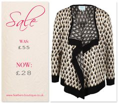 Jovonna London Francine Cardigan   #sale #feathersboutique #liverpool #love #fashion #fashionista #style #stylist #clothes #clothing #ootd #fbloggers #bbloggers #bloggers #blogging #blog #picoftheday #photooftheday #outfit #jovonnalondon #jovonna #blouse