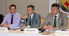 FENAPEF - Deputado Aluísio Mendes participa de AGE da Fenapef
