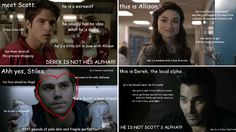 Guide to Teen Wolf - Part 1