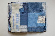 Mandy Pattullo/Thread and Thrift - Walletbook