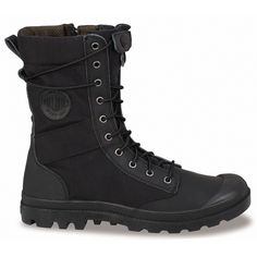 Pampa Tactical Boot Men's Black by Palladium | Fab.com