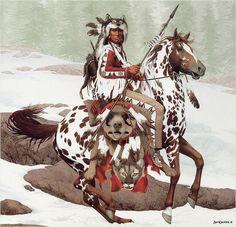 Native American Paintings, Native American Artists, Indian Paintings, Abstract Paintings, Oil Paintings, Bev Doolittle Prints, Hidden Art, Indian Horses, Back In The 90s