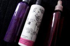 Recette shampoing shikakai + spray hydratant et bouclant cheveux