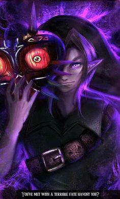 mask of nightmares // titan story