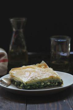 Spanakopita | The Flourishing Foodie