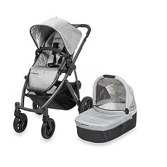 UPPAbaby® Vista Stroller in Silver Mica
