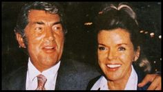 Dean and Jeanne Martin - undated family photo--