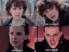 #eleven #strangerthings