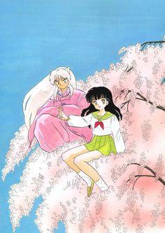 Inu-Yasha by Rumiko Takahashi - first manga series I read! : )