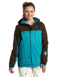 DC Women's Styro 12 Jacket * This is an Amazon Affiliate link. Read more at the image link.