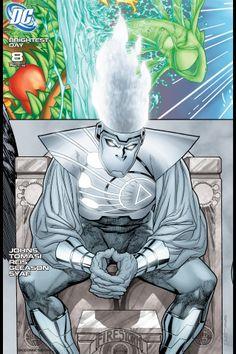 White Lantern Firestorm by Ryan Sook Dc Comics Characters, Dc Comics Art, Anime Comics, White Lantern Corps, White Lanterns, Hq Marvel, Marvel Dc Comics, Cosmic Comics, Buffy The Vampire Slayer