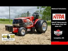 Lets Grow Pulling May 30 iDoug Borth from the Ellsworth, WI  June 10th S...